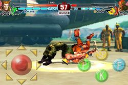 Street Fighter IV iPhone - 16