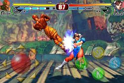 Street Fighter IV iPhone - 18