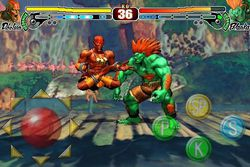 Street Fighter IV iPhone - 20