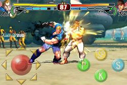 Street Fighter IV iPhone - 21