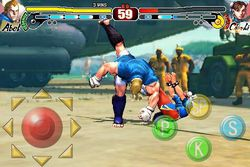 Street Fighter IV iPhone - 22