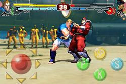 Street Fighter IV iPhone - 23