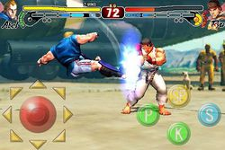 Street Fighter IV iPhone - 24