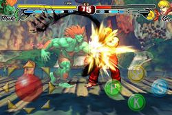 Street Fighter IV iPhone - 26