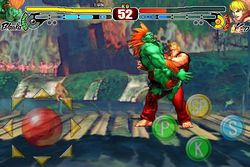 Street Fighter IV iPhone - 27
