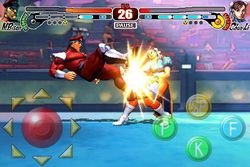 Street Fighter IV iPhone - 28