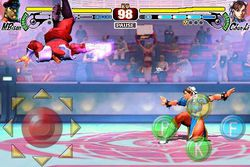 Street Fighter IV iPhone - 30