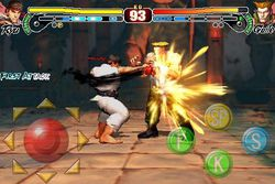 Street Fighter IV iPhone - 4