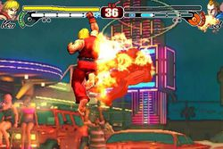 Street Fighter IV iPhone - 5