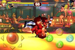 Street Fighter IV iPhone - 7