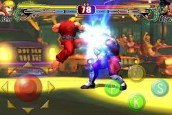 Street Fighter IV iPhone - 8