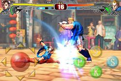 Street Fighter IV iPhone - 9