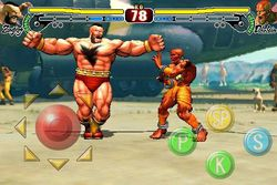Street Fighter IV iPhone - Zangief - 4