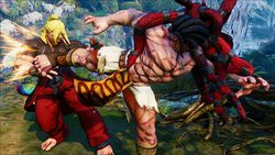 Street Fighter V - Necalli - 4