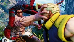 Street Fighter V - Necalli - 5
