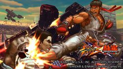 Street Fighter X Tekken - 4