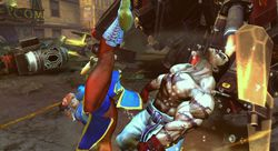 Street Fighter X Tekken - 8