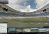 Street View: les stades de la Coupe du monde de foot