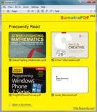 Sumatra PDF: une visionneuse pour les fichiers PDF