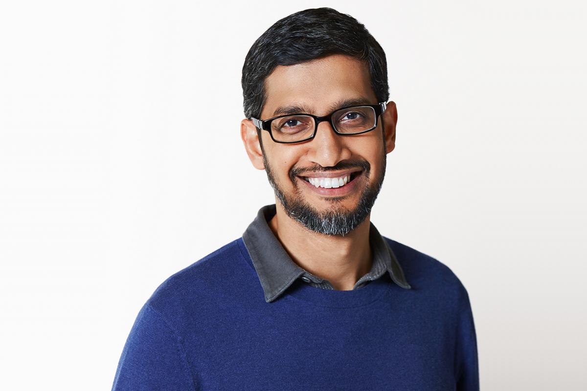 Alphabet : c'est Noël pour le patron de Google avec son nouveau salaire