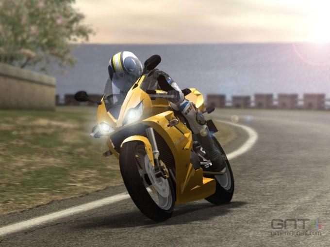 Super Bikes Riding Challenge - daytona