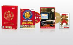Super Mario All-Stars Wii - pack