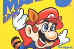 Super Mario Bros. 3 - Pochette