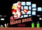 Super Mario Bros NES - vignette