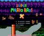 Super Mario Bros X : un mixe de tous les Mario dans un seul jeu