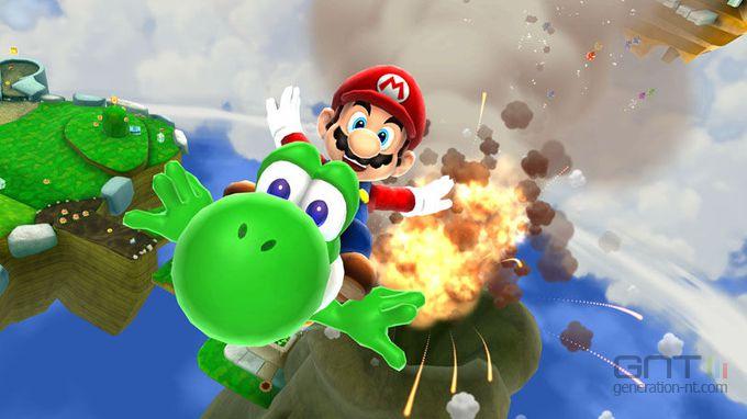 Super Mario Galaxy 2 - 9