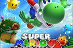Super Mario Galaxy 2 - pochette