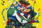 Super Mario World - artwork
