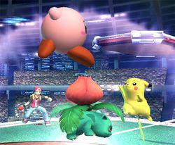 Super smash bros brawl 7