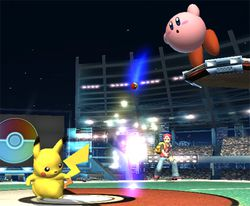 Super smash bros brawl 8