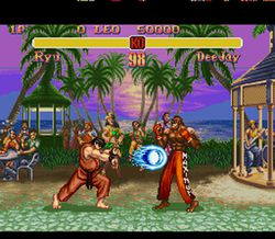 Super Street Fighter II : The New Challengers   1