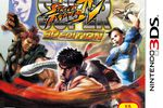 Super Street Fighter IV : 3D Edition - pochette