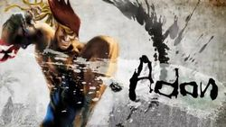 Super Street Fighter IV - Adon