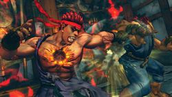 Super Street Fighter IV Arcade Edition - Evil Ryu (6)