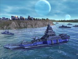 Supreme commander forged alliance image 14