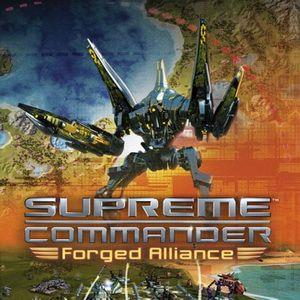 Test Supreme Commander Forged Alliance