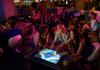 La table de Microsoft fait Surface à Vegas