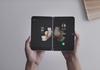 Surface Duo : la tablette à deux écrans de Microsoft s'affiche dans une vidéo