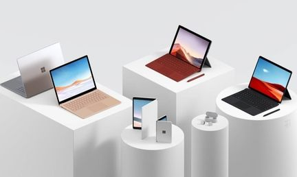 Surface lineup 2019