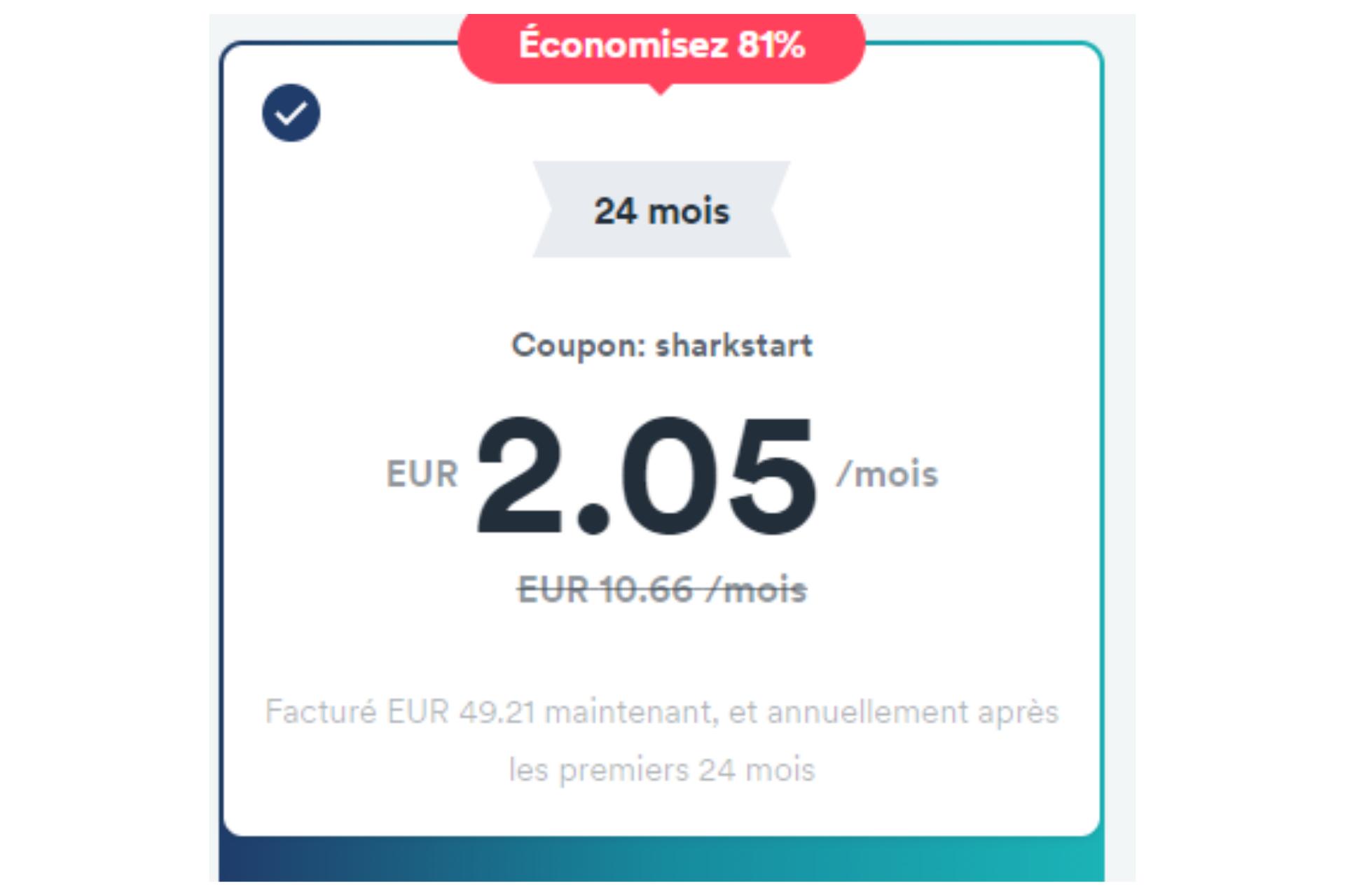 Surfshark offre février 2021