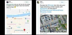 svastikas Google Maps