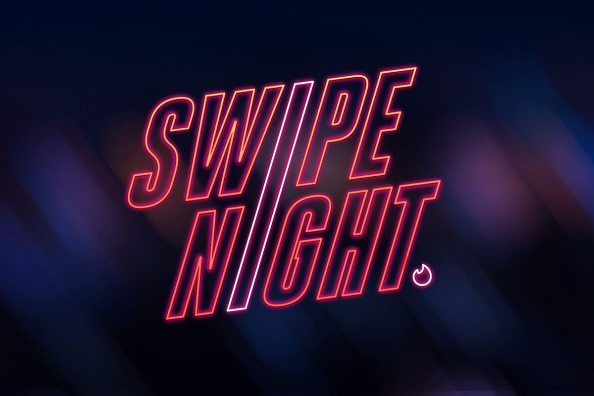 What is Tinder's Swipe Night?