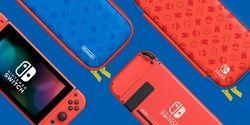 Switch Mario 3