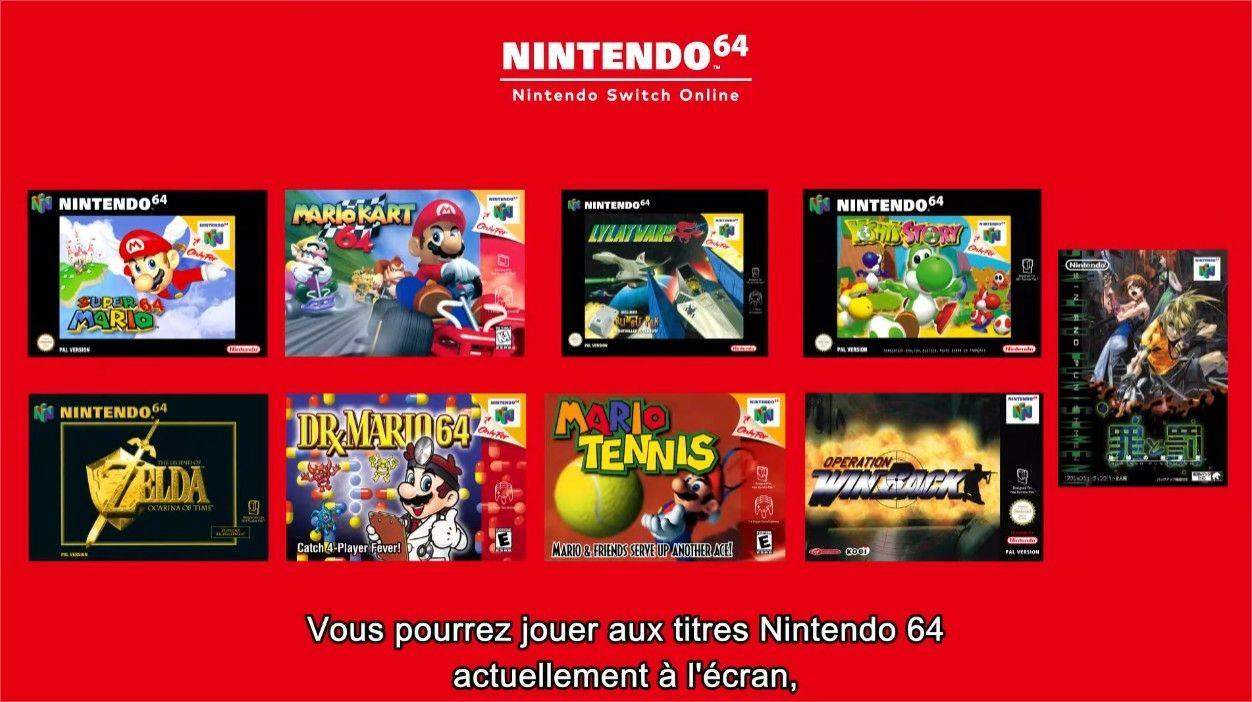Switch N64