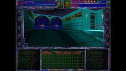 System Shock - remake vs original - 2