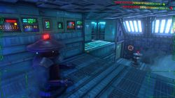 System Shock - remake vs original - 5